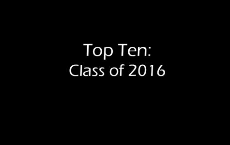 Advice from the Class of 2016 top ten