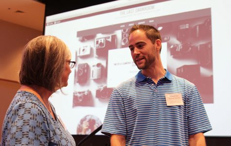 Journalism workshop brings hundreds to Canyon