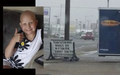 Tatum toughs out cancer