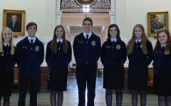 FFA Agricultural Issues team claims second at nationals