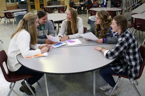 LEAD Council selects students, staff member of month
