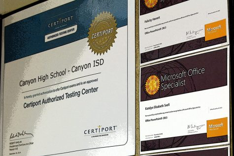 35 more students earn Microsoft Office Specialist certifications