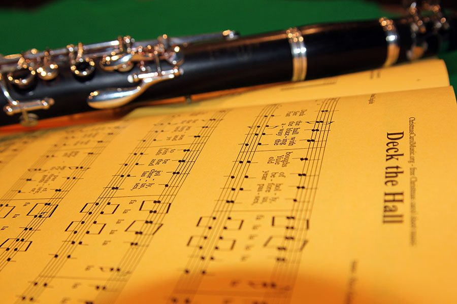 Choir, band to perform concerts Dec. 12, 13