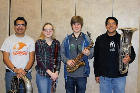 All-State Band bound
