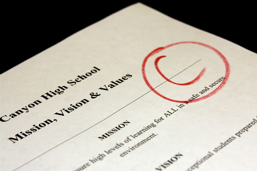 Canyon High earns 'C' under new grading system