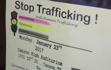 PTSA to present human trafficking prevention program