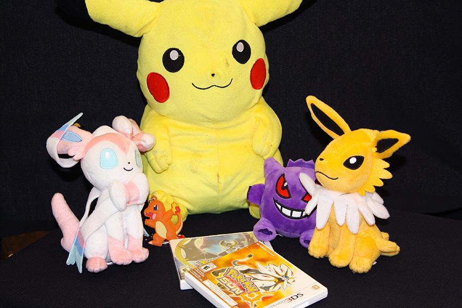 'Pokémon Sun' and 'Pokémon Moon' were released for Nintendo 3DS on Nov. 18