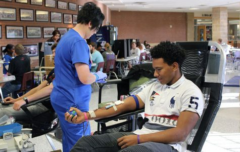 Spring blood drive to start Feb. 22