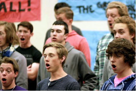 Choirs collaborate for Boys Night Out Feb. 23