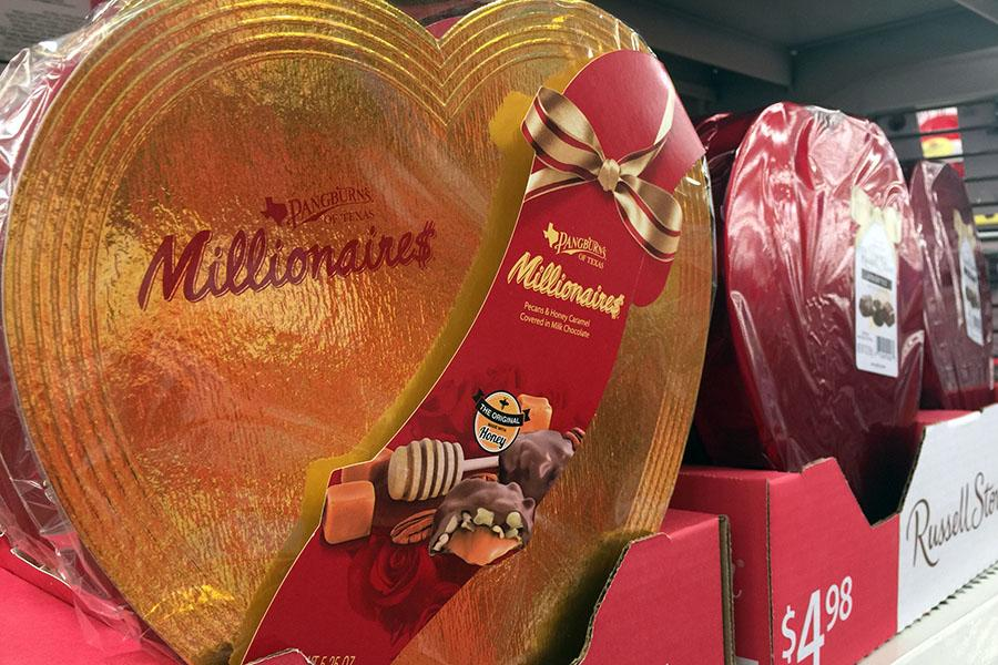 Valentine candy comes in many different varieties just like the love celebrated on Valentine's Day.