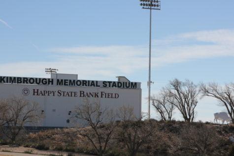 Canyon ISD takes ownership of Kimbrough Memorial Stadium