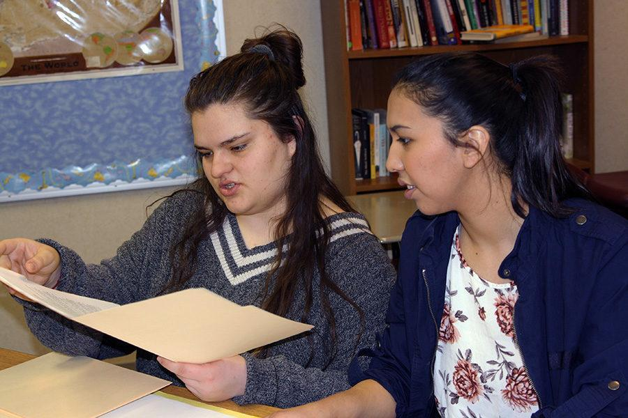 Cross-Examination team advances to state