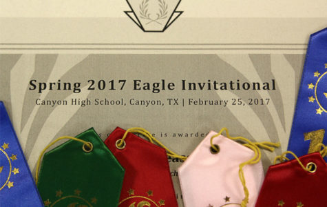 Canyon High hosts Eagle Invitational UIL Academics Meet