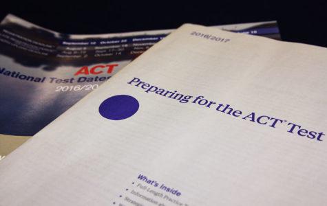 Juniors to take free ACT April 19