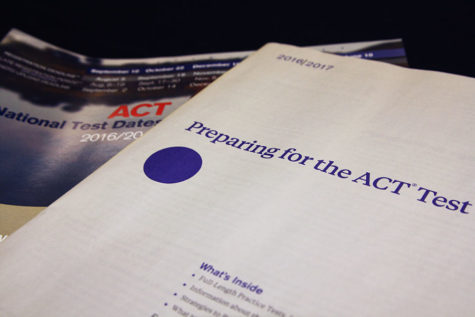 Juniors to take free ACT April 19