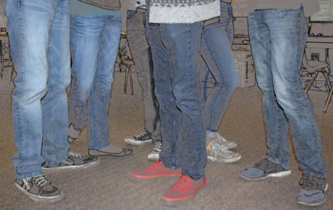 Student Council to collect jeans through April 7