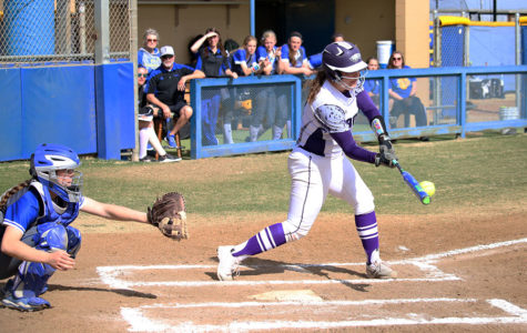 Lady Eagle softball continues undefeated in district play