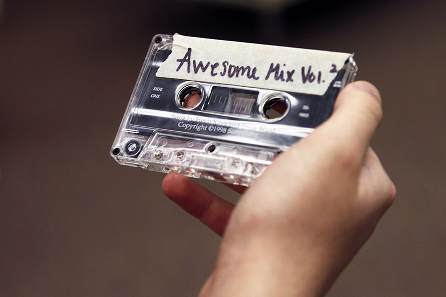 The+Guardians+of+the+Galaxy+Vol.+2+soundtrack%2C+is+available+on+Spotify+and+iTunes.