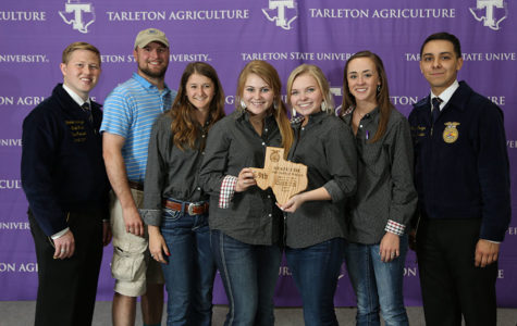 FFA career development teams place at state