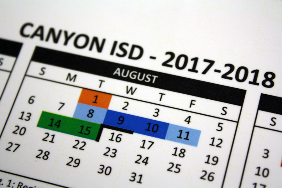 The+school+calendar+will+feature+more+frequent+breaks+throughout+the+school+year.
