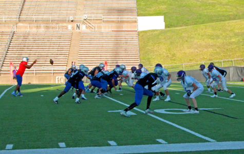 Football season begins Sept. 1 against Brownwood