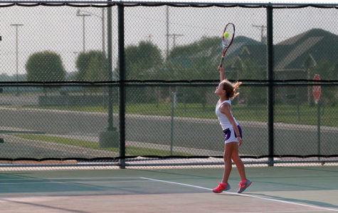 Eagle tennis season to continue Sept. 23