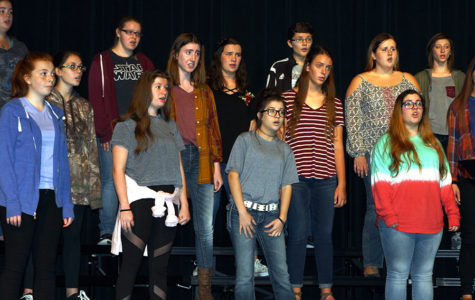 Choirs to perform fall concert Sept. 25
