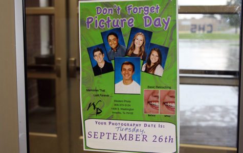 Individual yearbook photos scheduled for Sept. 26