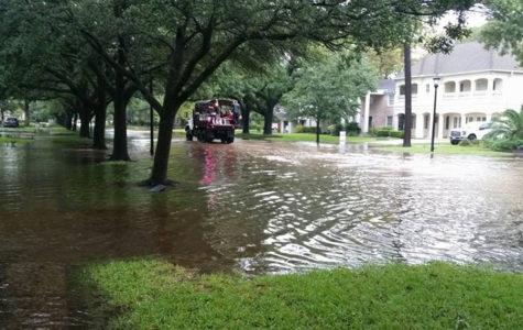 Hurricane Harvey hits Canyon graduates in Houston area