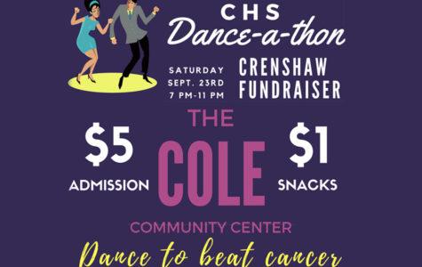 Students dance, community donates to benefit teacher