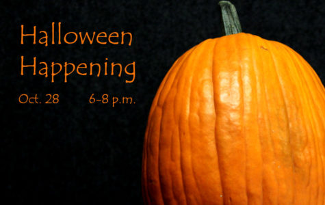 Halloween Happening to welcome children Oct. 28
