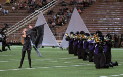 Band continues competition season