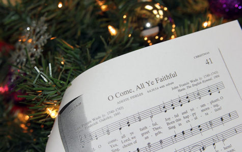 Choir to perform Christmas concert Monday