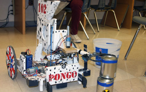 Robotics team to compete at state