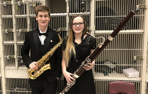 Senior, junior reach All-State Band