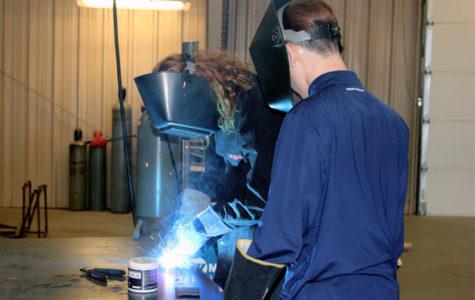 Manufacturing academy offers welding, workforce preparation