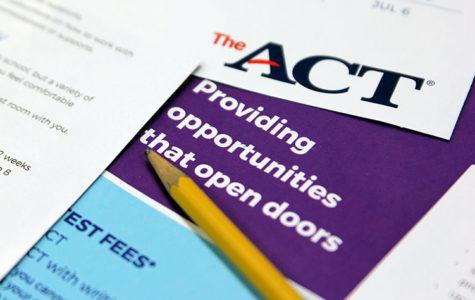 Juniors to take free ACT Feb. 27