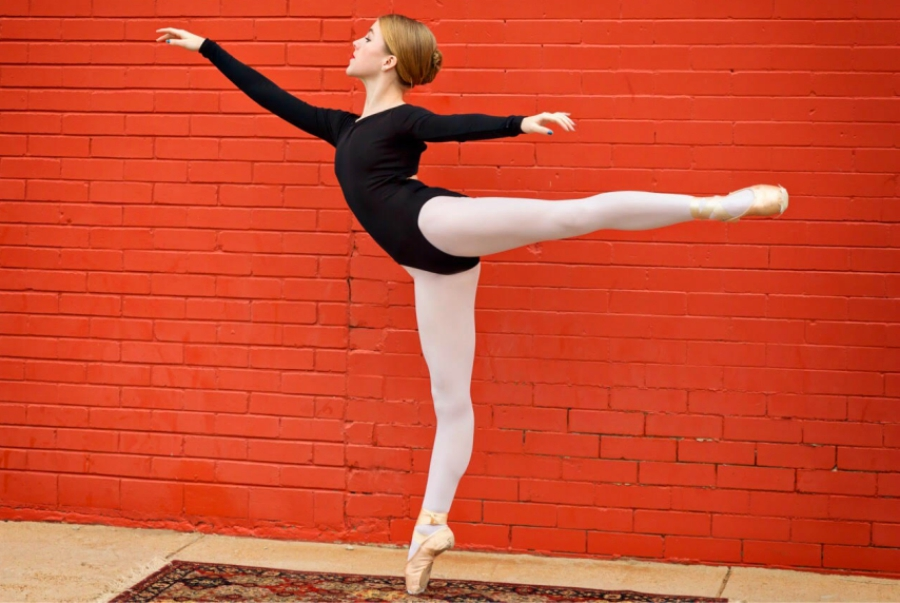 Junior McKinlea Kear will dance at the Joffrey Summer Ballet Intensive in New York City.