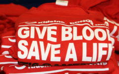 Spring blood drive set for Feb. 21-22