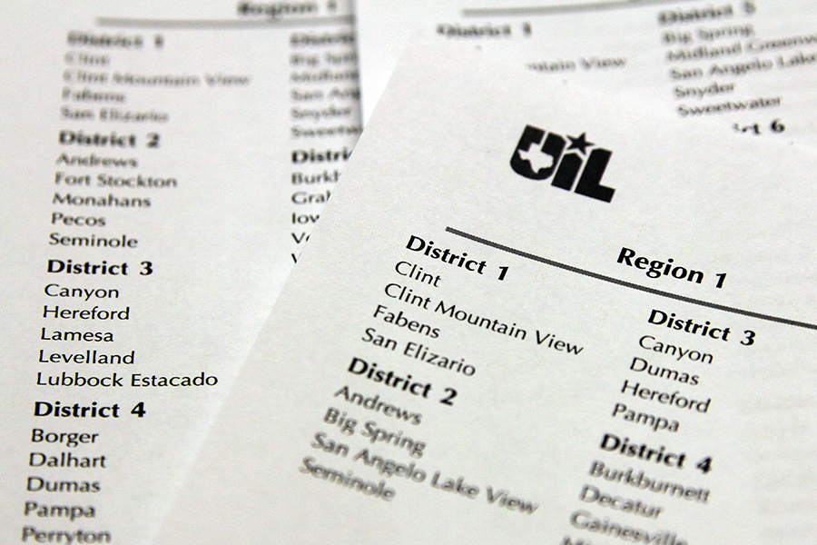 Canyon High will compete against one group of schools for football and a different group of schools for all other UIL activities beginning in fall 2018.