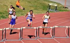 Running toward district