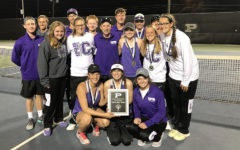 Tennis team takes first at Odessa