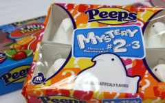 Three Peeps for new flavors