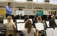 Band to play concert, sightreading pieces at regional contest