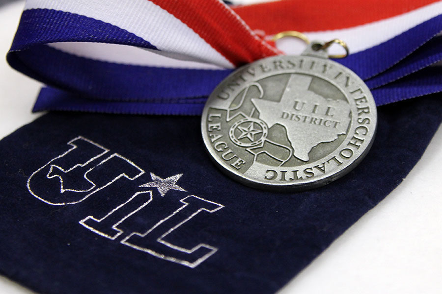 Competitors+hope+to+bring+home+medals+from+the+Regional+UIL+Academic+Meet.