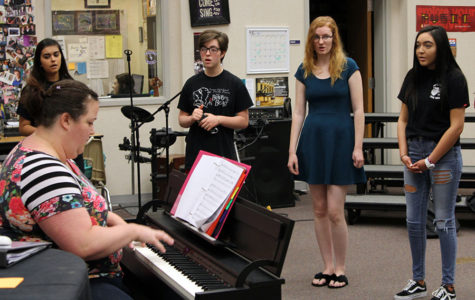 Choirs to perform Variety Show May 14