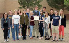 The Eagle's Tale recognized with state Star award, national Pacemaker award
