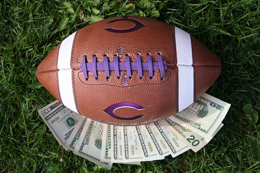 Some college players say they should be paid to play at the college level.