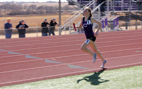 Students to compete at state track meet May 11