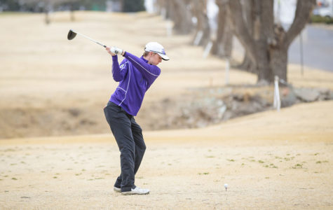 Senior, junior compete in West Texas Junior Golf Invitational